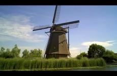 هولندا ، الطواحين الهوائية من الداخل