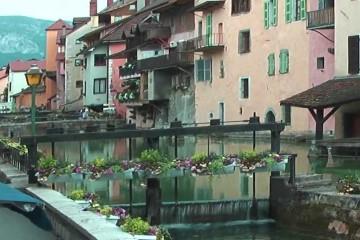 Annecy-France آنسي – فرنسا افضل المواقع السياحية