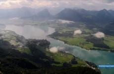 – Austria الطبيعة في النمسا تصوير جوي رائع [HD]