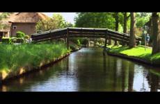 Giethoorn  قيثرون بندقية هولندا