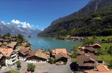 Iseltwald Brienzersee – Swiss