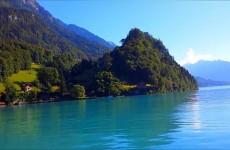 جولة في بحيرة برينز السويسرية Lake Brienz, Switzerland