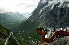 National Tourist Routes in Norway طرق النرويج السياحية