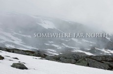 Somewhere far north in norway