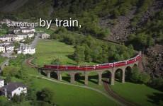 The beauty of Switzerland سويسرا الطبيعة الجميلة