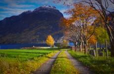 الوان الخريف النرويجي  Autumn Colours Norway
