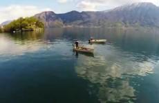 بحيرة كومو como lake