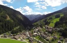 الحياة على سفوح الجبال النمساوية