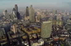 لندن من السماء London From The Air