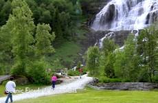 الشلالات والمضايق في Flam فلام – النرويج