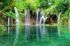 plitvice lakes national park بحيرات بليتفيتش